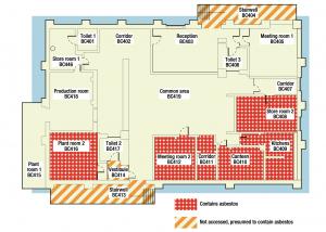 asbestos building plan hse
